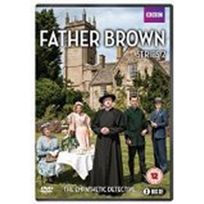 Father Brown Complete Series 2 - BBC [DVD]